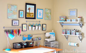 Storage Solutions For Craft Rooms - craft room guest room combo room reveal part 1 polished habitat