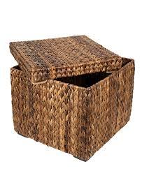 amazon com woven storage cube home u0026 kitchen