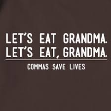 Comma Meme - meme of the week 27 commas save lives the write attitude