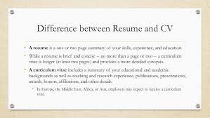 Difference Between Resume And Cv A Good Man Is Hard To Find The Grandmother Essay High Graduate