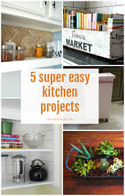 Kitchen Projects Ideas Remodelaholic Remodelaholic In Review October 2015