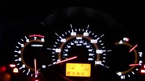toyota rav4 2008 reset your maint req indicator light youtube