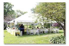 tent table and chair rentals g e tents tables chairs dunkirk ny tent rentals