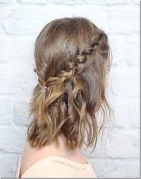 hairstyles for medium length hair with braids 12 prom hairstyles for shorter hair hair by lori