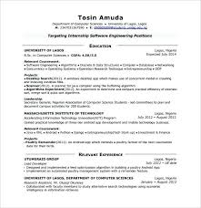 Software Development Resume Sample Resume For Experienced Software Engineer Pdf Experience