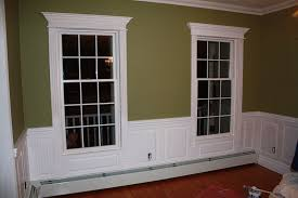 Chair Rail Ideas For Dining Room Dining Room Wainscoting Ideas From Wainscoting America Customers