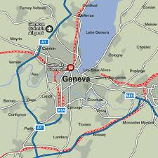 geneva map geneva rail maps and stations from european rail guide
