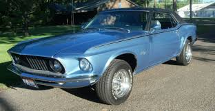 1969 mustang grande for sale ford mustang coupe 1969 winter blue for sale 9f01f207739 1969