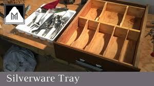 how to make a kitchen drawer organizer youtube