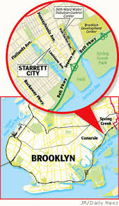 Brooklyn College Map Real Estate Vs Real People Ny Daily News