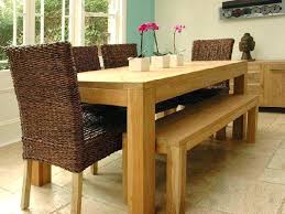 solid oak dining room sets solid wood dining room table