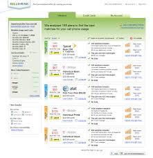Mobile Plans by Billshrink Com U2013 Find Better Cell Phone Plans And Credit Cards