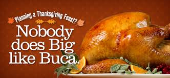pre order your thanksgiving feasts today buca di beppo