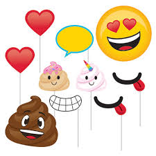 photo booth supplies emoji party supplies emojions photo booth prop