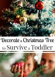 how to toddler proof a tree organized 31