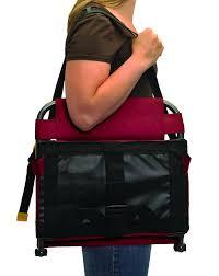 amazon com gci outdoor bleacher back chair black sports