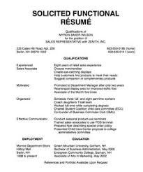 Example Of Functional Resume by Sample Contract Lobbyist Resume Http Exampleresumecv Org