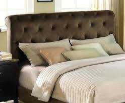 King Fabric Headboard Tufted Taupe Kingcalifornia King Size Upholstered Headboard With