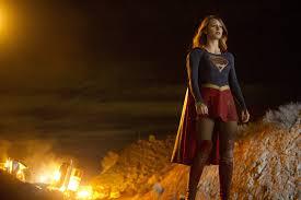 supergirl u0027s u0027 melissa benoist soaring vision female