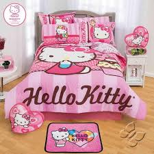 Hello Kitty Duvet Hello Kitty Pastry Comforter Set My Bed Covers