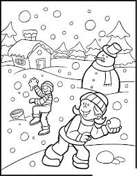 winter holiday coloring pages u2013 art valla