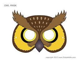 108 kids printable halloween masks images
