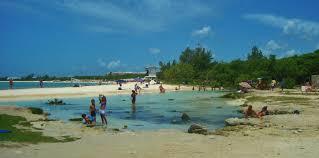 the secret beach in playa del carmen where locals have fun shhhhh
