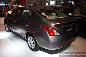 nissan philippines nissan almera sunny rear left three quarter at the philippines