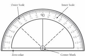 angles degrees protractors oh my