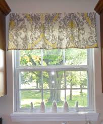 Ideas For Kitchen Window Curtains Best 20 No Sew Valance Ideas On Pinterest Kitchen Curtains