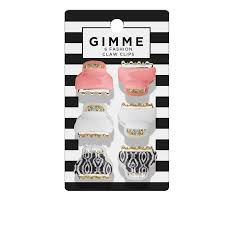 claw clip gimme fashion claw clip minis 6ct gimmeboutique