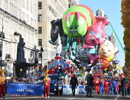 91st annual macy s thanksgiving parade enchants millions ushers