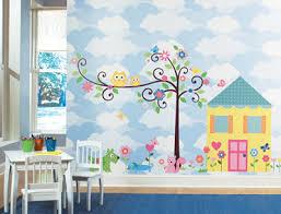 Wall Murals Stickers Decals Nursery Kids Rooms Playroom - Kids room wall murals