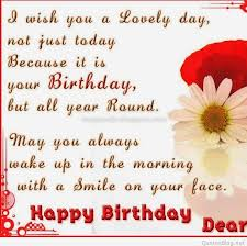 Happy Birthday Quotes Happy Birthday Quotes And Messages For Special People