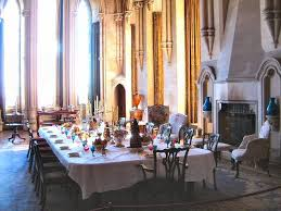 Arundel Castle Dining Room - Castle dining room