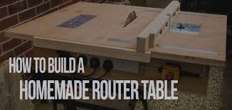 Build A Picnic Table Cost by 47 Free Homemade Router Table Plans You Can Build Yourself Top