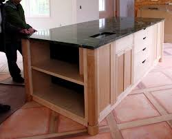 custom built kitchen island diy reclaimed wood kitchen island decor homes best custom