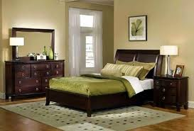 paint colors for bedroom with dark furniture bedroom paint colors dark brown furniture billion estates 47771