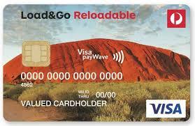 reloadable debit card australia post load go reloadable visa prepaid reviews