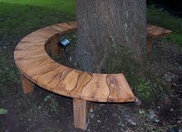 Wooden Bench Seat Designs by Best 25 Tree Seat Ideas On Pinterest Tree Deck Elm Tree Bark