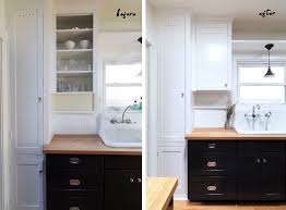 diy kitchen cabinets without doors diy how to add a new door to an cabinet box the