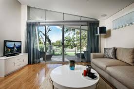 interior white wooden door frame with bamboo shade hanging on