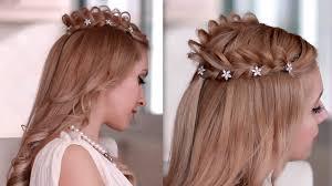 Easy New Hairstyles Long Hair by Cosplay Hair Tutorial Braided Crown Hairstyle For Medium Long