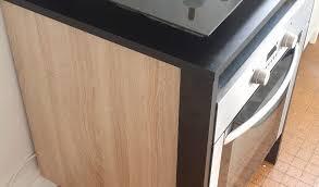 meuble bas cuisine pour plaque cuisson meuble cuisine plaque et four lovely meuble pour plaque de cuisson