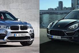 porsche cayenne vs bmw x5 bmw x5 m or porsche cayenne turbo s which one would you buy