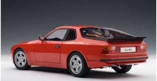 porsche 944 model kit autoart 77957 porsche 944 1 18