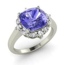 tanzanite engagement ring tanzanite engagement rings for december birthstone