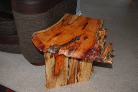 Yew Side Table Yew Side Table U2013 Arborscape Woodcrafts