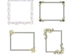 free photo frame templates download free from serif template for
