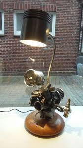best 25 steampunk lamp ideas only on pinterest vintage lighting carburator steampunk lamp